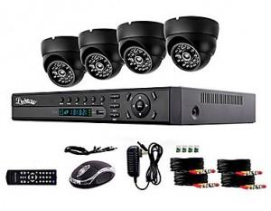Système DVR à 4 canaux